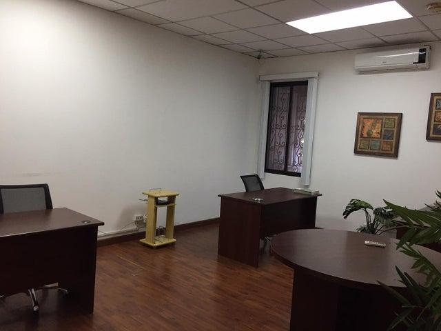 Oficina Panama>Panama>Obarrio - Alquiler:1.100 US Dollar - codigo: 20-10587