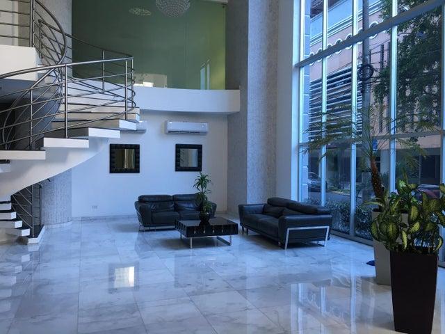 Apartamento Panama>Panama>El Cangrejo - Alquiler:2.800 US Dollar - codigo: 20-11122