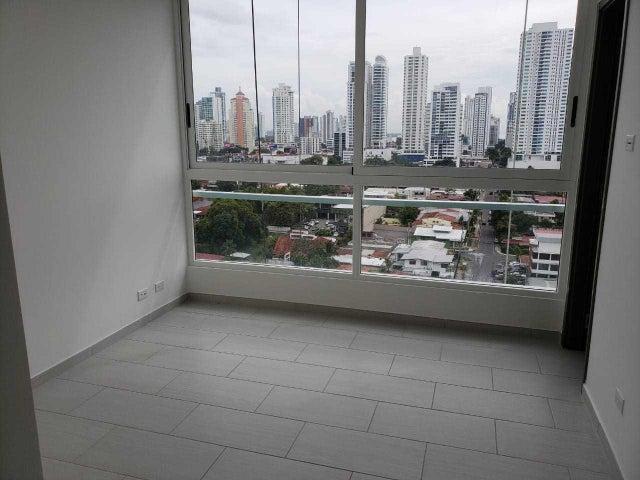 Apartamento Panama>Panama>San Francisco - Alquiler:1.750 US Dollar - codigo: 20-11274