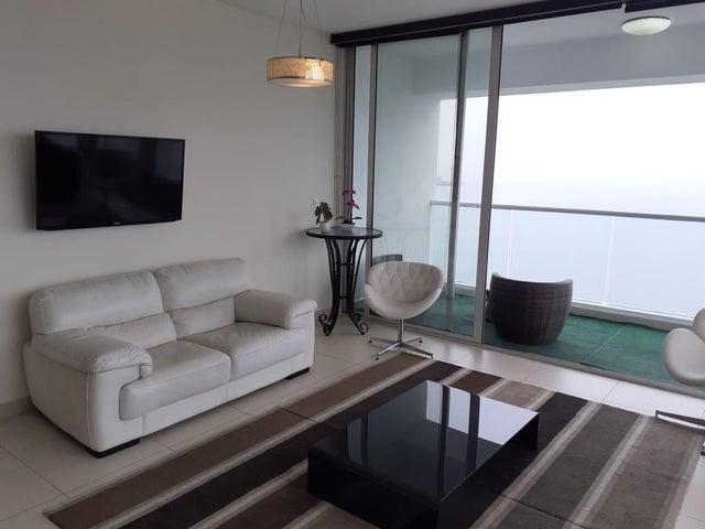 Apartamento Panama>Panama>Avenida Balboa - Alquiler:2.200 US Dollar - codigo: 20-11401