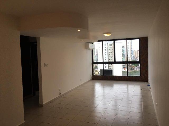 Apartamento Panama>Panama>El Cangrejo - Alquiler:850 US Dollar - codigo: 20-11427