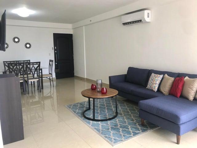 Apartamento Panama>Panama>San Francisco - Alquiler:1.000 US Dollar - codigo: 20-11877