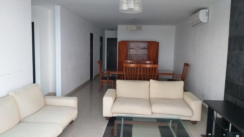 Apartamento Panama>Panama>San Francisco - Alquiler:1.500 US Dollar - codigo: 20-12381