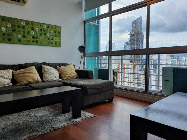 Apartamento Panama>Panama>El Cangrejo - Alquiler:950 US Dollar - codigo: 20-12508
