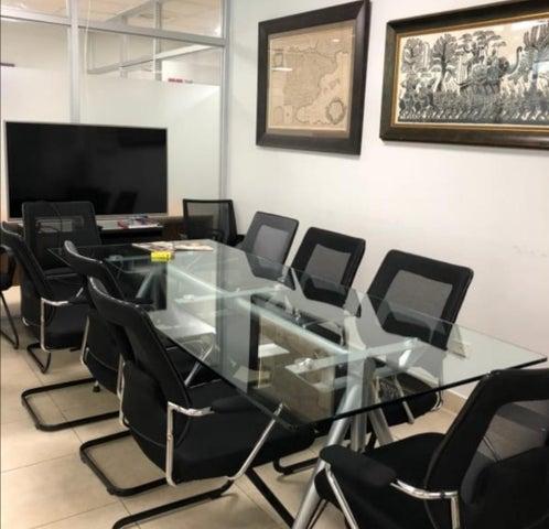Oficina Panama>Panama>Obarrio - Venta:445.000 US Dollar - codigo: 20-12542