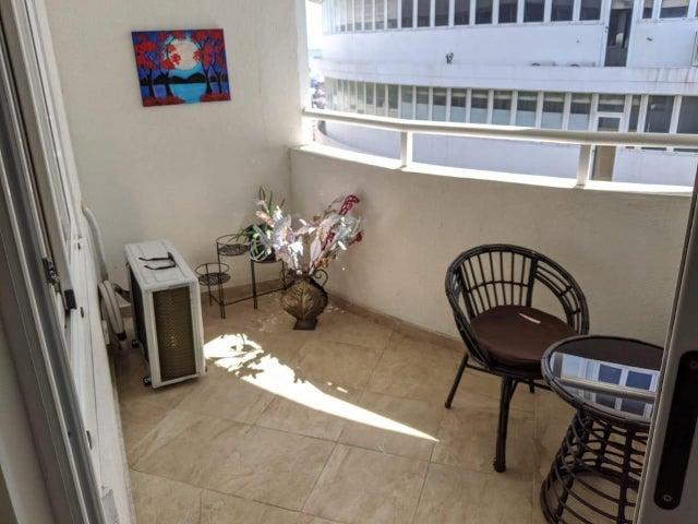 Apartamento Panama>Panama>Avenida Balboa - Alquiler:850 US Dollar - codigo: 20-12551