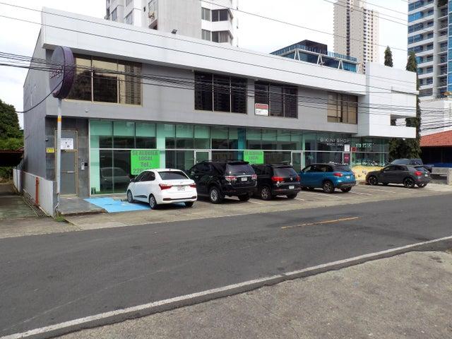 Local Comercial Panama>Panama>San Francisco - Alquiler:2.500 US Dollar - codigo: 20-12716