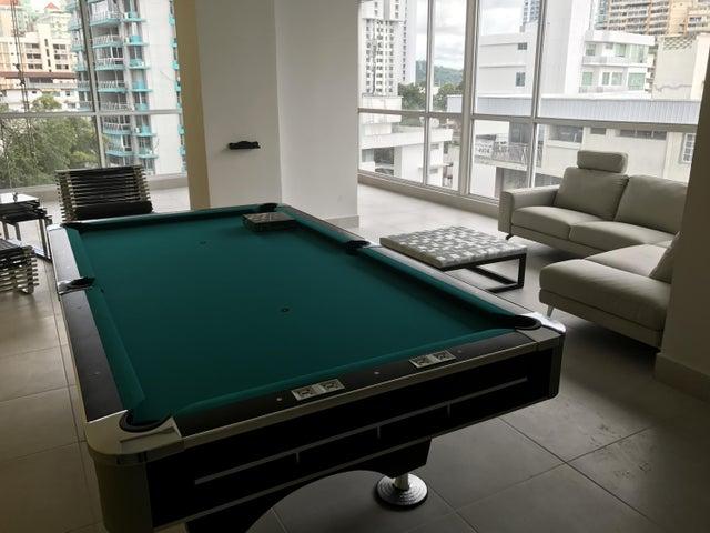Apartamento Panama>Panama>El Cangrejo - Alquiler:995 US Dollar - codigo: 21-99