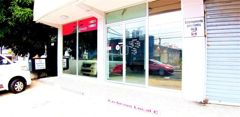 Local Comercial Panama>Panama>San Francisco - Alquiler:1.300 US Dollar - codigo: 20-12021