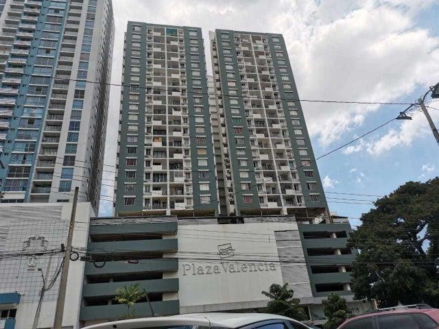 Apartamento Panama>Panama>Via España - Alquiler:1.000 US Dollar - codigo: 21-544