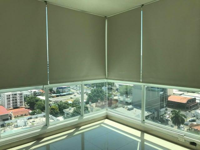 Apartamento Panama>Panama>San Francisco - Alquiler:1.350 US Dollar - codigo: 21-680