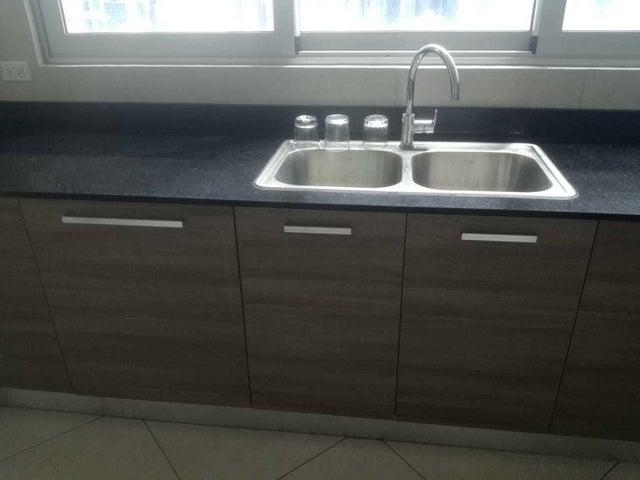 Apartamento Panama>Panama>El Cangrejo - Alquiler:1.600 US Dollar - codigo: 21-809