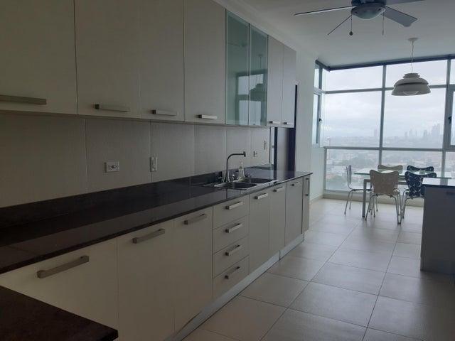 Apartamento Panama>Panama>Altos del Golf - Alquiler:2.950 US Dollar - codigo: 21-822