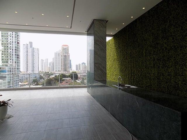 Apartamento Panama>Panama>San Francisco - Venta:300.000 US Dollar - codigo: 21-889