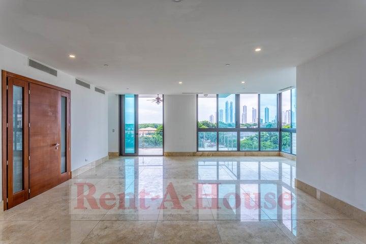 Apartamento Panama>Panama>Santa Maria - Alquiler:3.300 US Dollar - codigo: 21-905