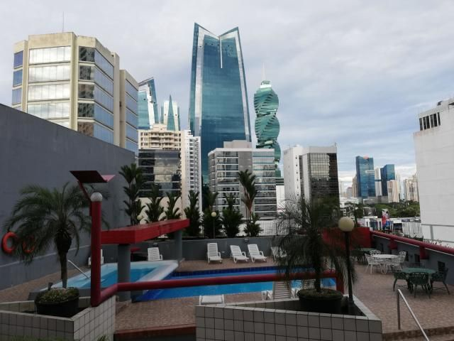 Apartamento Panama>Panama>Obarrio - Alquiler:800 US Dollar - codigo: 21-1084