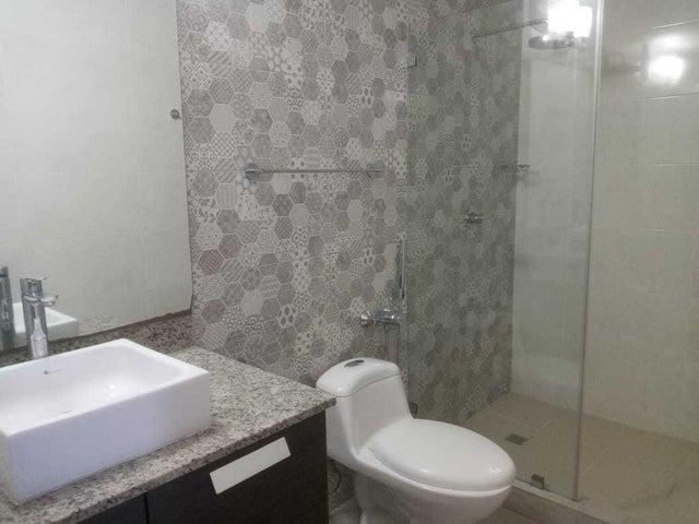 Apartamento Panama>Panama>El Cangrejo - Alquiler:1.600 US Dollar - codigo: 21-1117