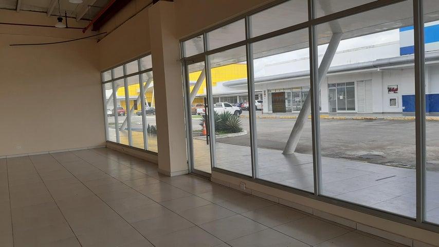 Local Comercial Chiriqui>David>David - Alquiler:1.274 US Dollar - codigo: 21-1322