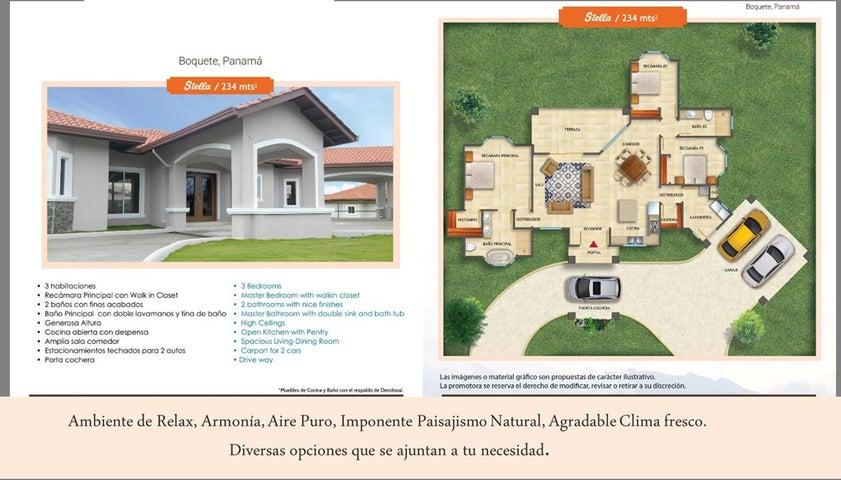 Casa Chiriqui>Boquete>Alto Boquete - Venta:285.000 US Dollar - codigo: 21-1329