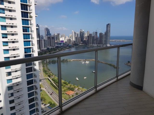 Apartamento Panama>Panama>Avenida Balboa - Alquiler:1.400 US Dollar - codigo: 21-1365