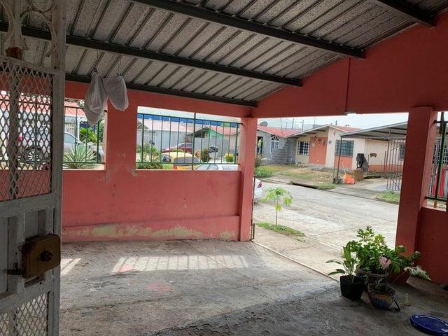 Casa Panama>Panama>Tocumen - Venta:135.000 US Dollar - codigo: 21-1490