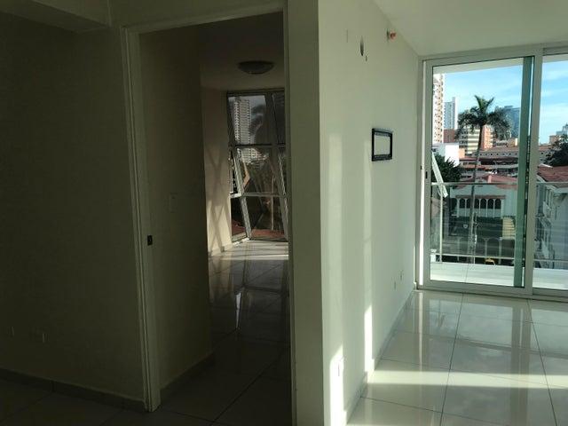 Apartamento Panama>Panama>Bellavista - Alquiler:1.000 US Dollar - codigo: 21-1543