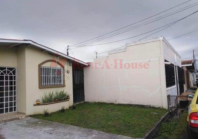 Casa Panama>Panama>Tocumen - Venta:75.000 US Dollar - codigo: 21-1719