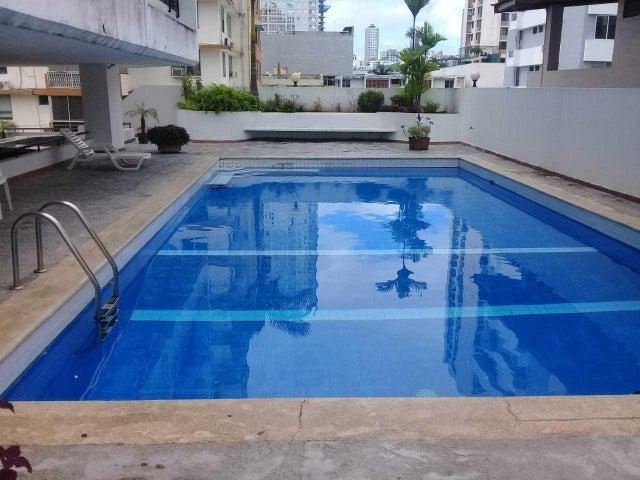 Apartamento Panama>Panama>Obarrio - Alquiler:850 US Dollar - codigo: 21-1715