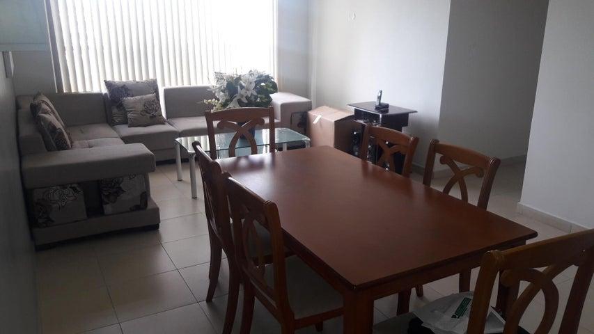 Apartamento Panama>Panama>Versalles - Alquiler:800 US Dollar - codigo: 21-2117