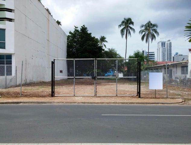 Terreno Panama>Panama>San Francisco - Venta:1.300.000 US Dollar - codigo: 21-2011