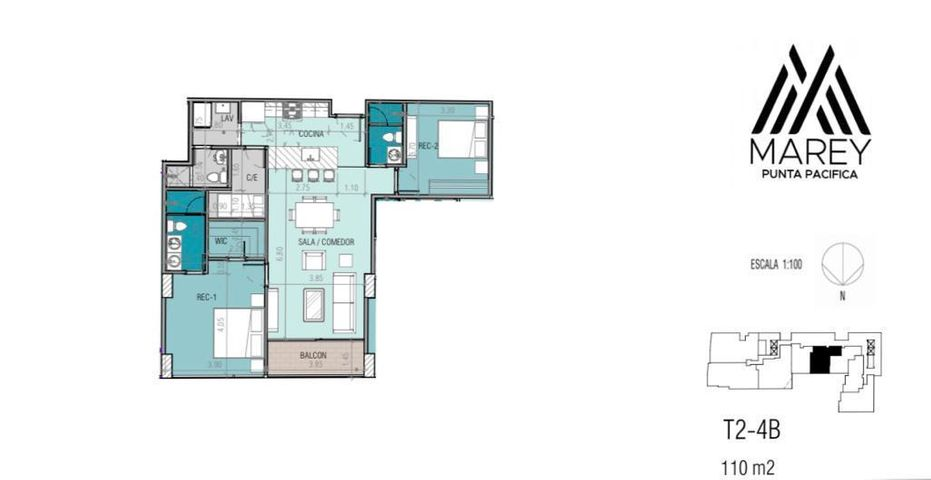 Apartamento Panama>Panama>Punta Pacifica - Venta:317.000 US Dollar - codigo: 21-2038