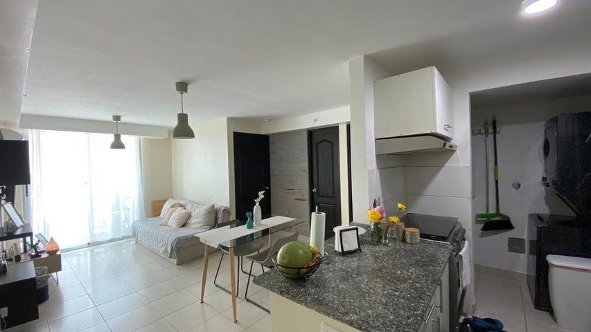 Apartamento Panama>Panama>Via España - Alquiler:850 US Dollar - codigo: 21-2078