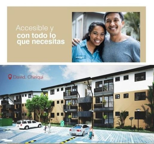 Apartamento Chiriqui>David>David - Venta:79.990 US Dollar - codigo: 21-2089