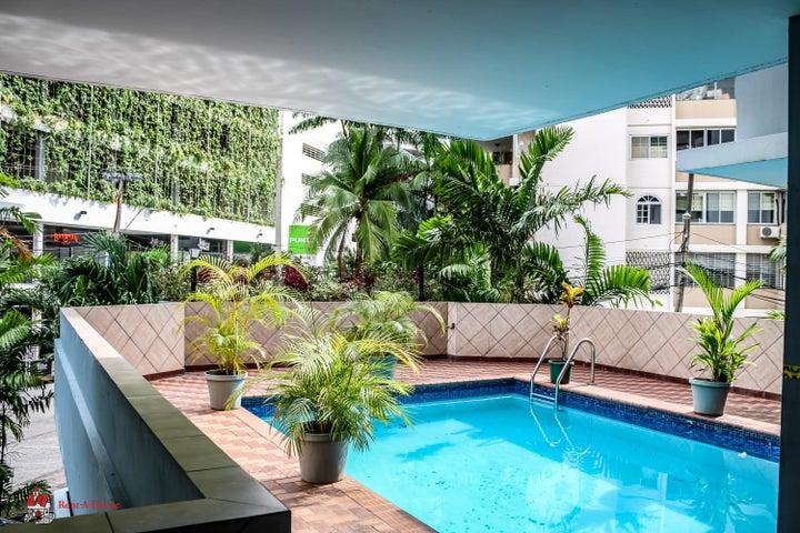 Apartamento Panama>Panama>Marbella - Alquiler:800 US Dollar - codigo: 21-2432