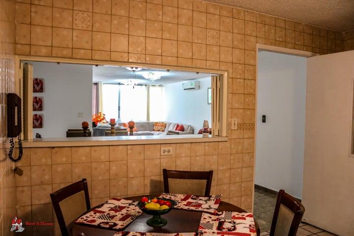 Apartamento Panama>Panama>Marbella - Alquiler:850 US Dollar - codigo: 21-2434