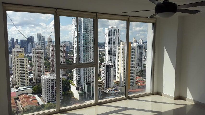 Apartamento Panama>Panama>San Francisco - Alquiler:1.400 US Dollar - codigo: 21-2490