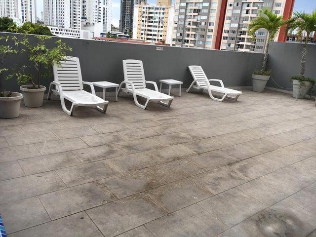 Apartamento Panama>Panama>Altos del Golf - Venta:165.000 US Dollar - codigo: 21-2517
