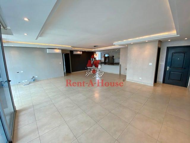 Apartamento Panama>Panama>San Francisco - Alquiler:1.900 US Dollar - codigo: 21-2671