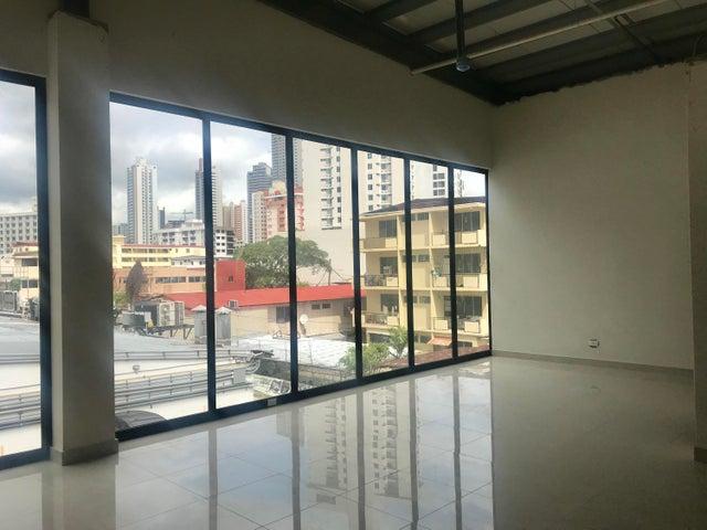 Oficina Panama>Panama>Via España - Alquiler:700 US Dollar - codigo: 21-3733