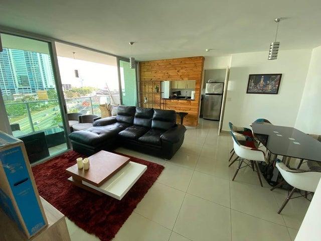 Apartamento Panama>Panama>Costa del Este - Alquiler:1.050 US Dollar - codigo: 21-3809