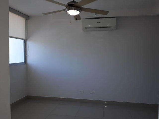 Apartamento Panama>Panama>Obarrio - Alquiler:1.250 US Dollar - codigo: 21-3867