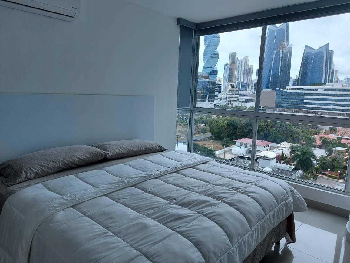 Apartamento Panama>Panama>Obarrio - Alquiler:1.250 US Dollar - codigo: 21-3873
