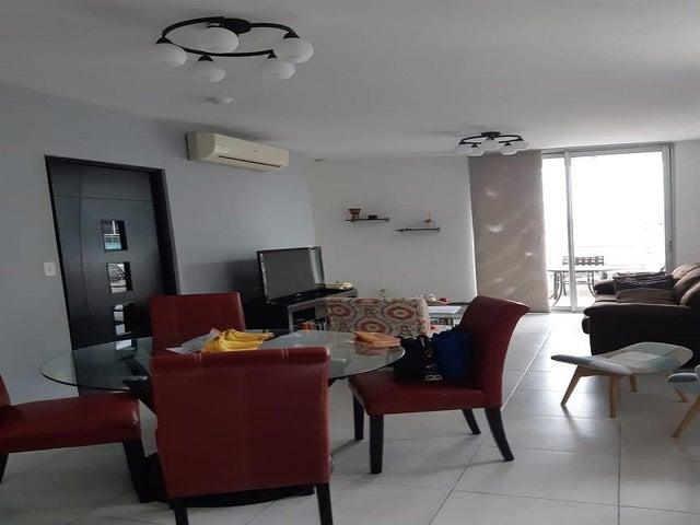 Apartamento Panama>Panama>El Cangrejo - Venta:169.000 US Dollar - codigo: 21-3890