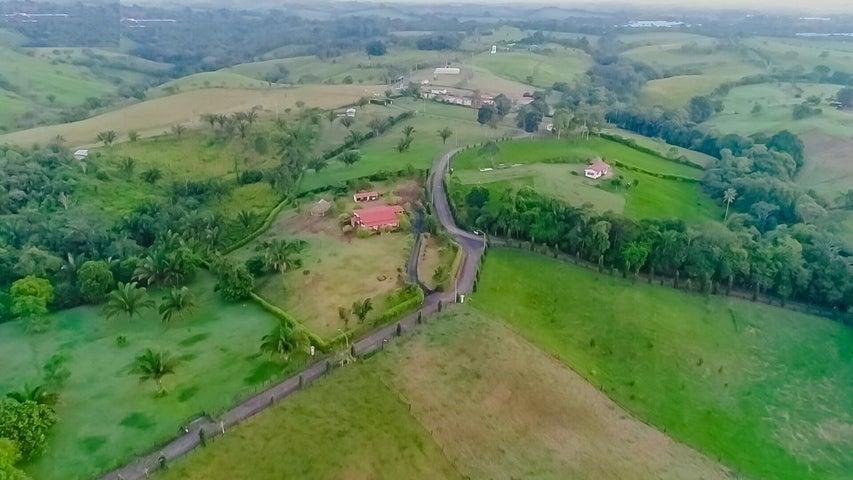 Terreno Panama>San Carlos>El Espino - Venta:64.399 US Dollar - codigo: 21-4558