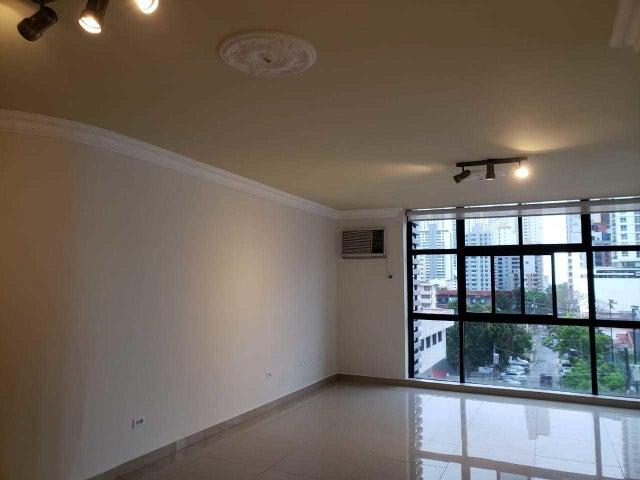 Apartamento Panama>Panama>San Francisco - Alquiler:1.150 US Dollar - codigo: 21-5001
