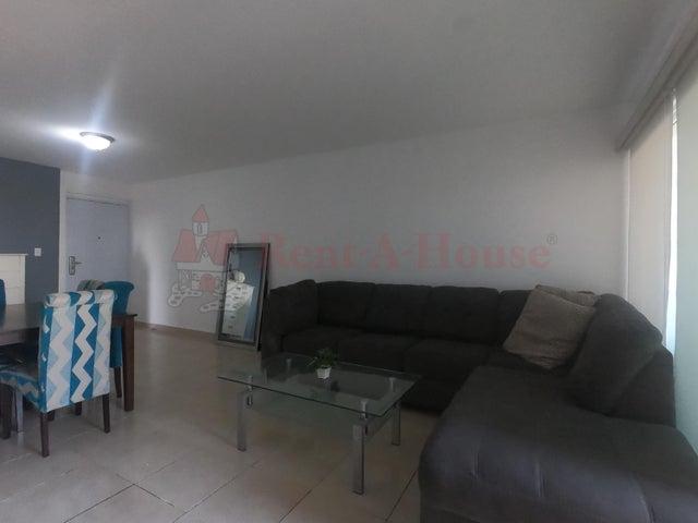 Apartamento Panama>Panama>Villa de las Fuentes - Alquiler:750 US Dollar - codigo: 21-5135