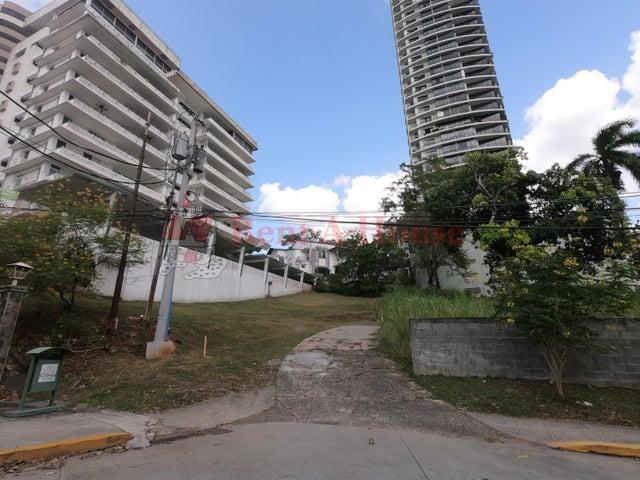 Terreno Panama>Panama>La Cresta - Venta:1.740.670 US Dollar - codigo: 21-5204