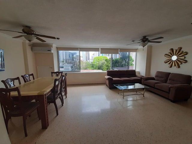 Apartamento Panama>Panama>El Cangrejo - Alquiler:1.000 US Dollar - codigo: 21-5396