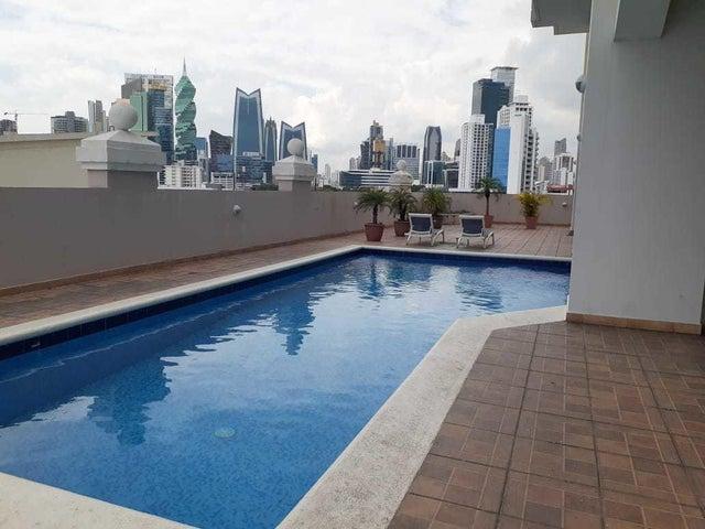 Apartamento Panama>Panama>San Francisco - Alquiler:1.950 US Dollar - codigo: 21-5240
