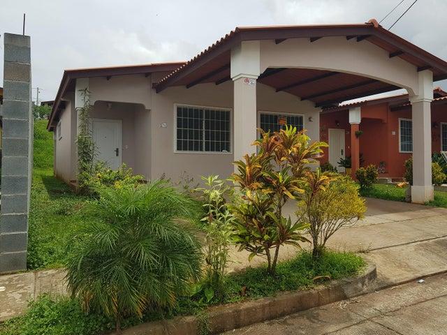 Casa Panama>Arraijan>Vista Alegre - Venta:85.000 US Dollar - codigo: 21-5334